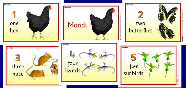 Handa's Hen story visual aids (SB2461) - SparkleBox: http://www.sparklebox.co.uk/blue/2461-2465/sb2461.html