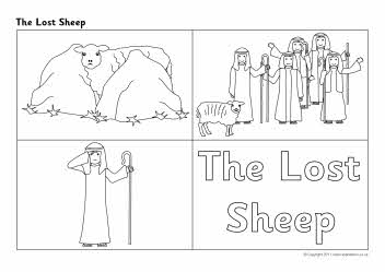 The Lost Sheep Sequencing Sheets SB4879