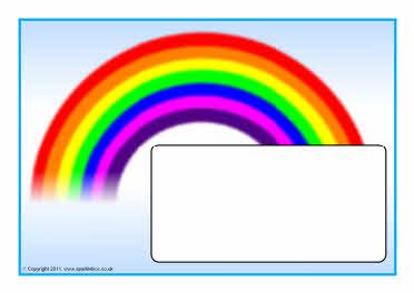 Amazoncom ArtSkills Rainbow Board 22 x 28 Rainbow
