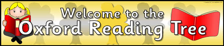 Welcome to Oxford Reading Tree display banner (SB5911 ...
