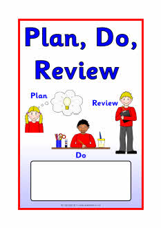 plan do review The assess, plan, do, review process is a cycle – the idea being that this process is continual if the review shows a student has made really good progress, this may mean they no longer require the additional provision made through sen support.