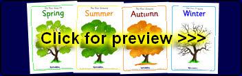 weather seasons classroom calendar display resources ks1 sparklebox. Black Bedroom Furniture Sets. Home Design Ideas