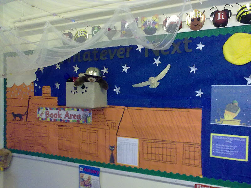 Whatever Next Classroom Display Photo Photo Gallery