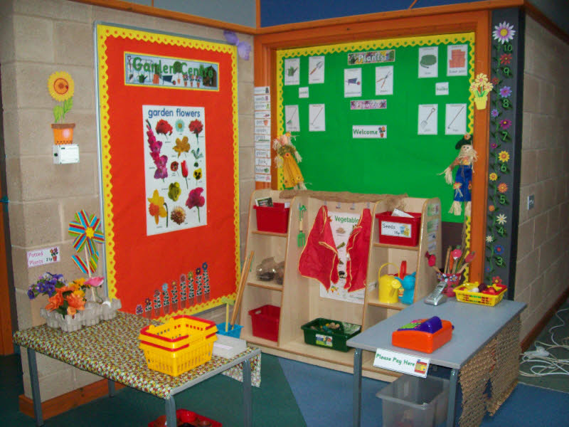 Garden Centre Home Corner Ideas : Garden centre role play area classroom display photo gallery