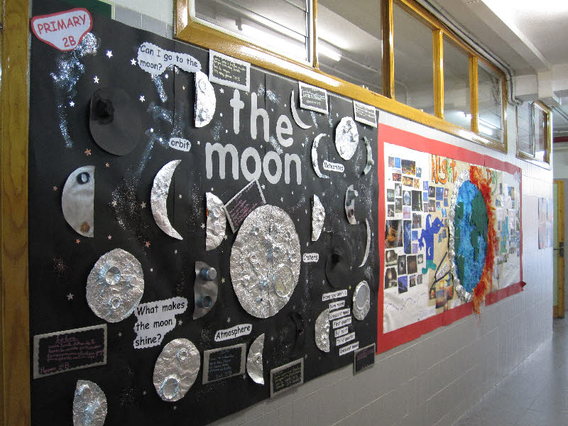 The Moon Classroom Display Photo Photo Gallery Sparklebox