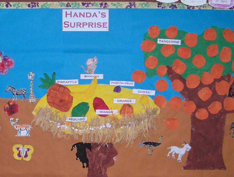 Classroom Display Ideas Nursery ~ Handa s surprise classroom display photo gallery