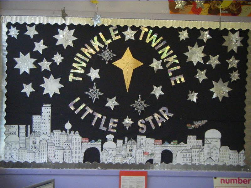 Twinkle Twinkle Little Star classroom display photo - Photo gallery ...