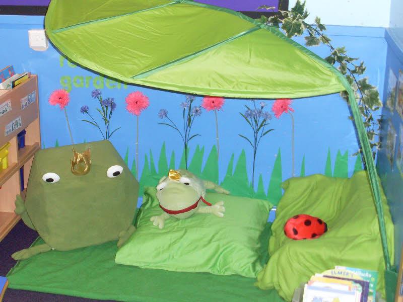 Reading Garden Classroom Display Photo Photo Gallery