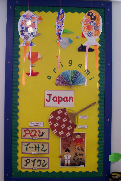 Japanese Classroom Decor : Japan classroom display photo gallery sparklebox
