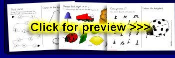cursive script alphabet activity booklets worksheets sparklebox. Black Bedroom Furniture Sets. Home Design Ideas