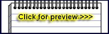 Lists Writing Frames and Printable Page Borders KS1 & KS2 - SparkleBox