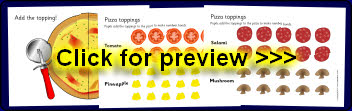 Other KS1 number bond resources activities, games, visual aids ...