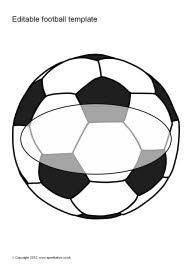 Editable football templates sb8241 sparklebox for Football cutout template