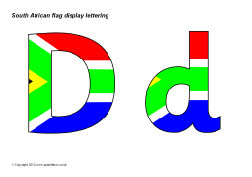 south africa flag display lettering sb8247 sparklebox south africa flag display lettering sb8247 sparklebox 381