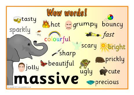 Wow Words Word Mat Sb624 Sparklebox