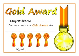 primary sports award certificates sparklebox