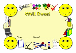 Primary school award certificates printables sparklebox view preview 3 printable posters showing children yadclub Gallery