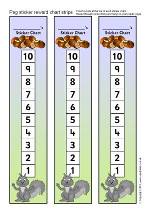 Printable Primary School Sticker Charts - SparkleBox   302 x 427 jpeg 51kB