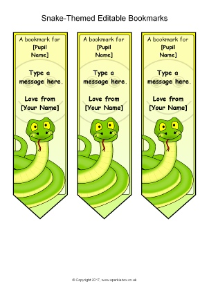Printable Award Bookmarks For Primary Ks1 Ks2 Sparklebox