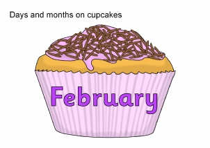 Months on Free Month Printables