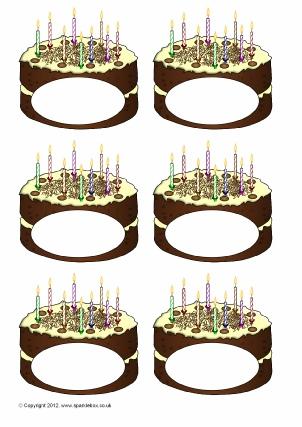 Birthday Board Amp Timeline Display Headings Printable