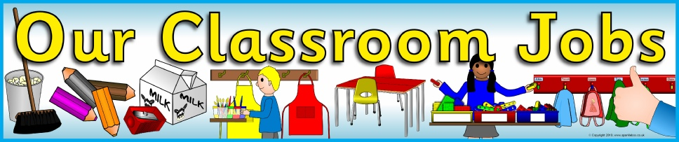 Pupil Classroom Jobs and Monitor Signs & Printables KS1 & KS2 ...