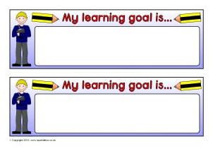 Individual Pupil Target Sheets Reward Charts Amp Monitoring