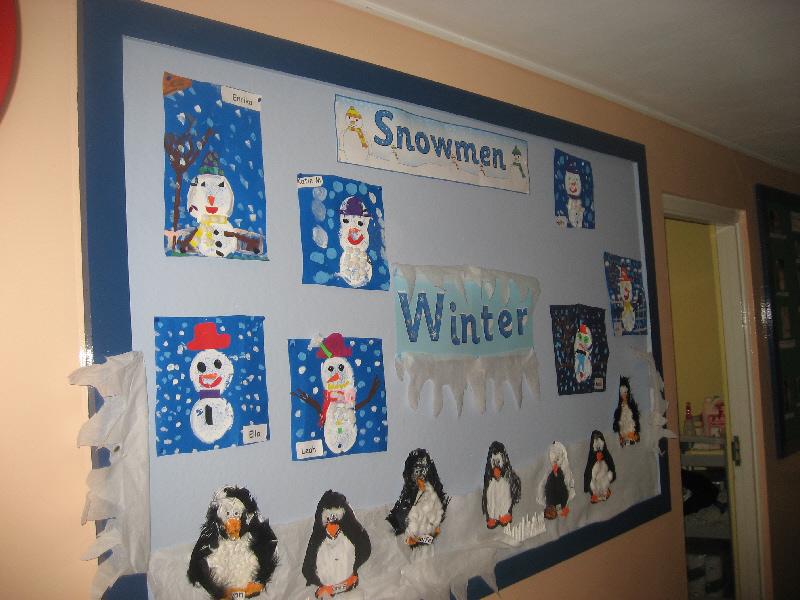Winter Season Classroom Decorations : Winter classroom display photo gallery sparklebox