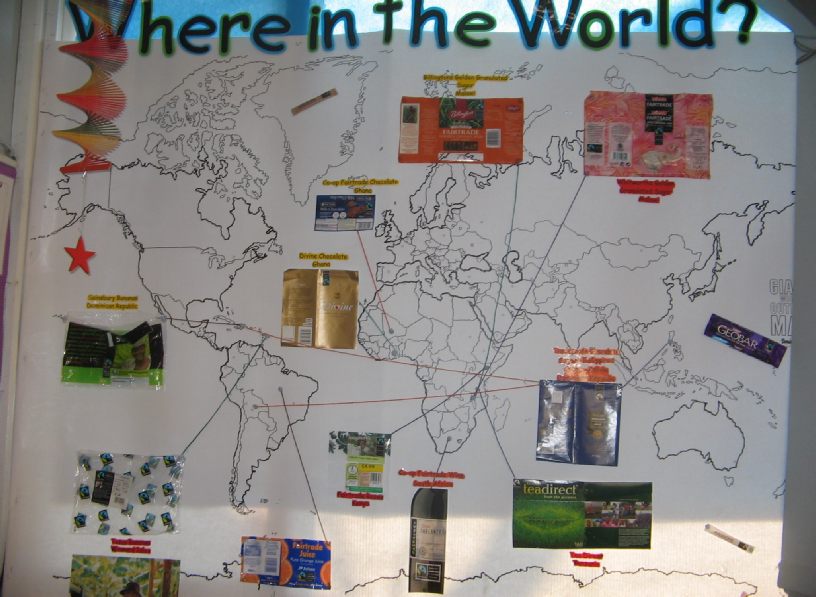 continents and oceans geography ks1 2 world maps