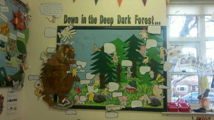 The Gruffalo Classroom Display Photo Sparklebox