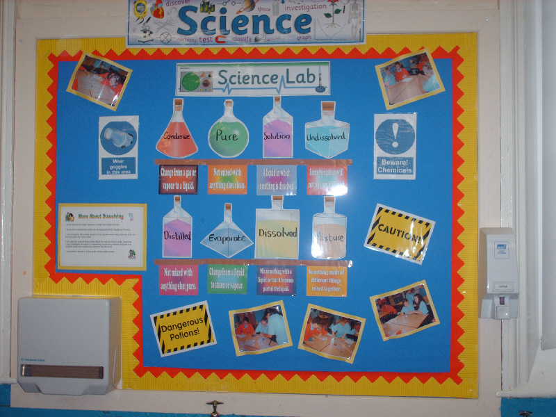 Science Classroom Decorations For Primary : Science classroom display photo gallery sparklebox