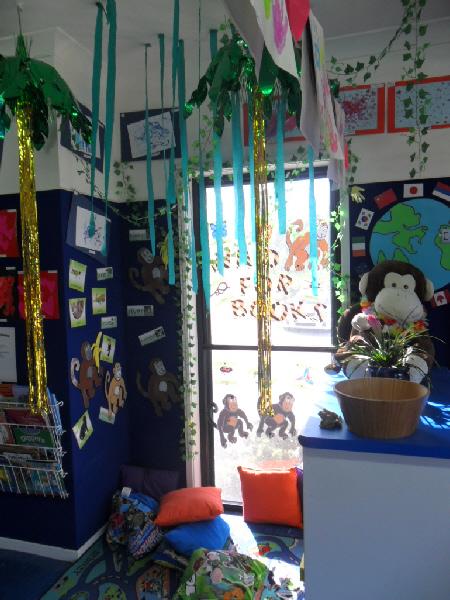 Jungle Book Corner Classroom Display Photo Photo Gallery