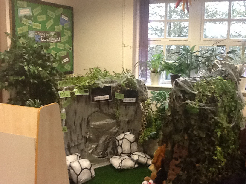 We Re Going On A Bear Hunt Classroom Display Photo Photo