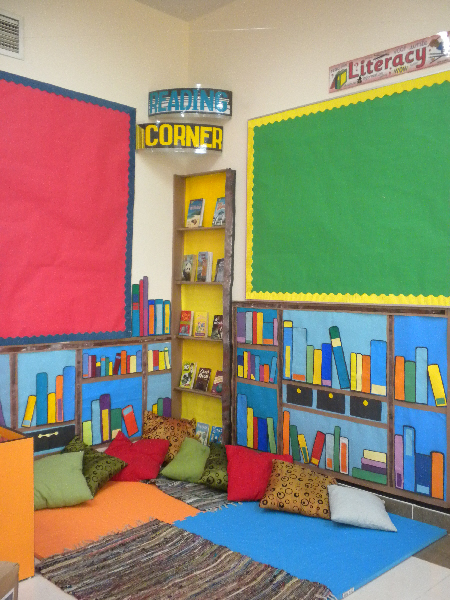 Classroom Ideas Ks2 ~ Ks reading corner classroom display photo gallery