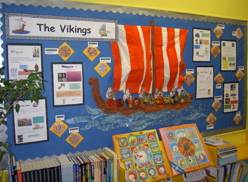 Fun Facts on Viking Gods for kids