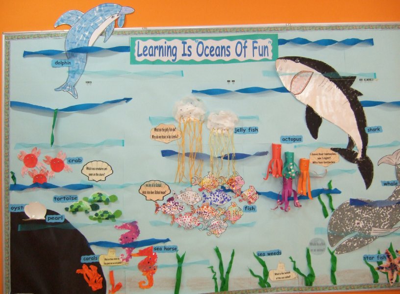 Classroom Display Ideas Under The Sea ~ Under the sea classroom display photo sparklebox