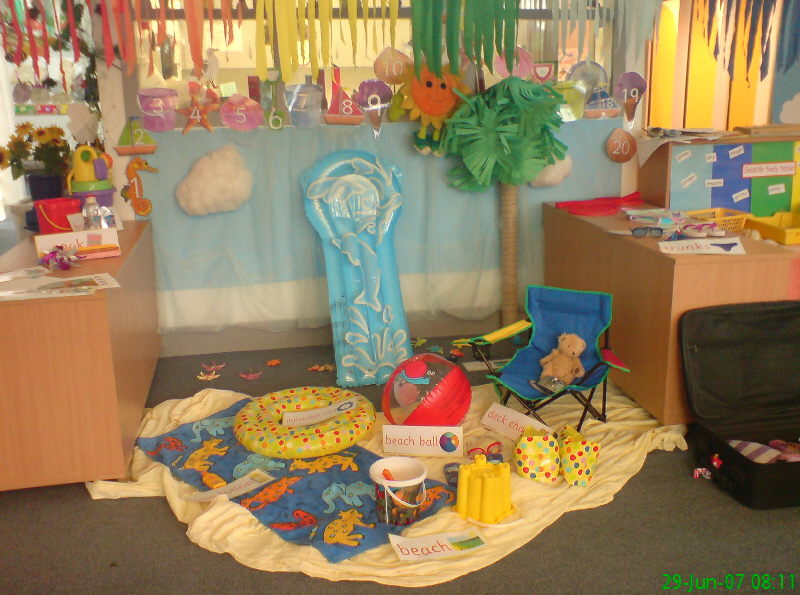 Seaside Role Play Classroom Display Photo Photo Gallery