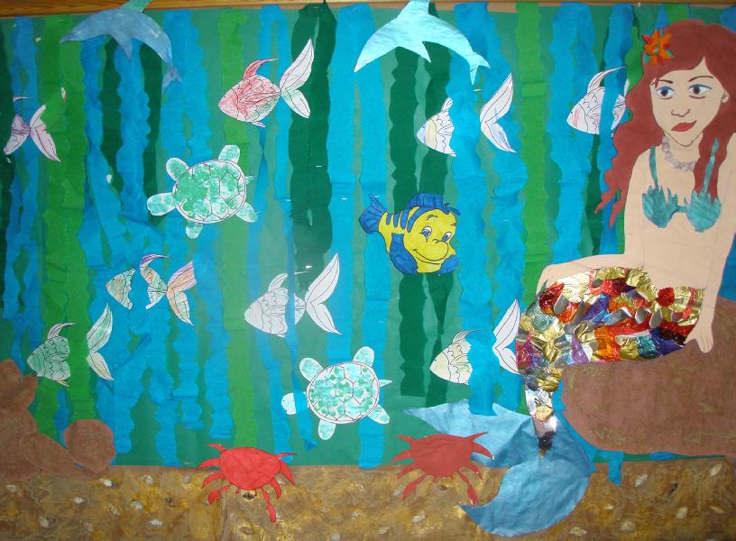 Under The Sea Classroom Display Photo Sparklebox