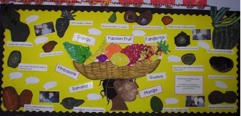 Handa S Surprise Classroom Display Photo Sparklebox