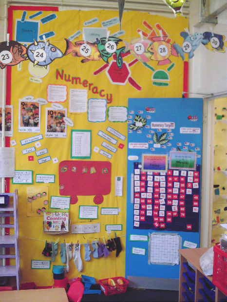 Classroom Ideas Year 1 ~ Numeracy year classroom display photo gallery sparklebox