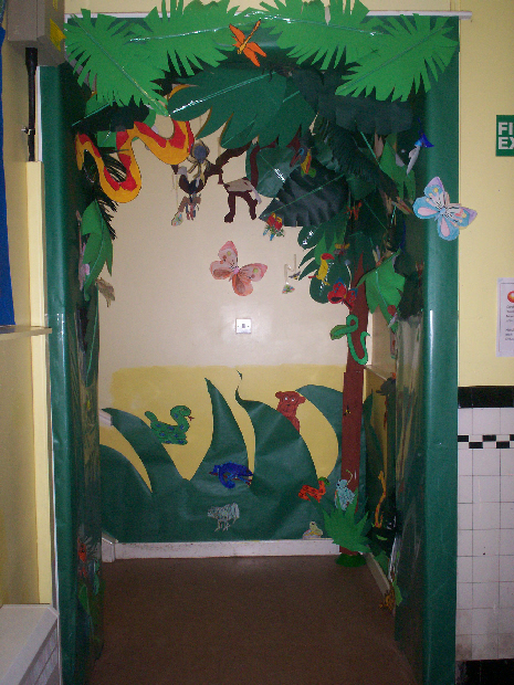 Amazon Rainforest Classroom Display Photo Photo Gallery Sparklebox