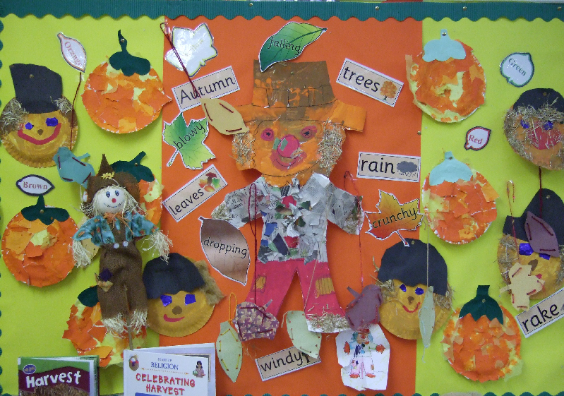 Autumn And Harvest Classroom Display Photo Photo Gallery