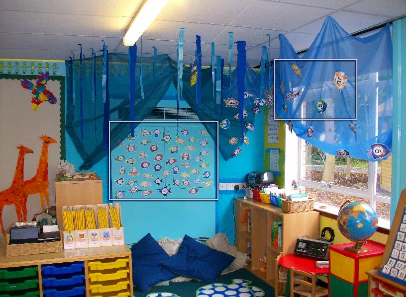 Under The Sea Classroom Reading Corner Photo Sparklebox