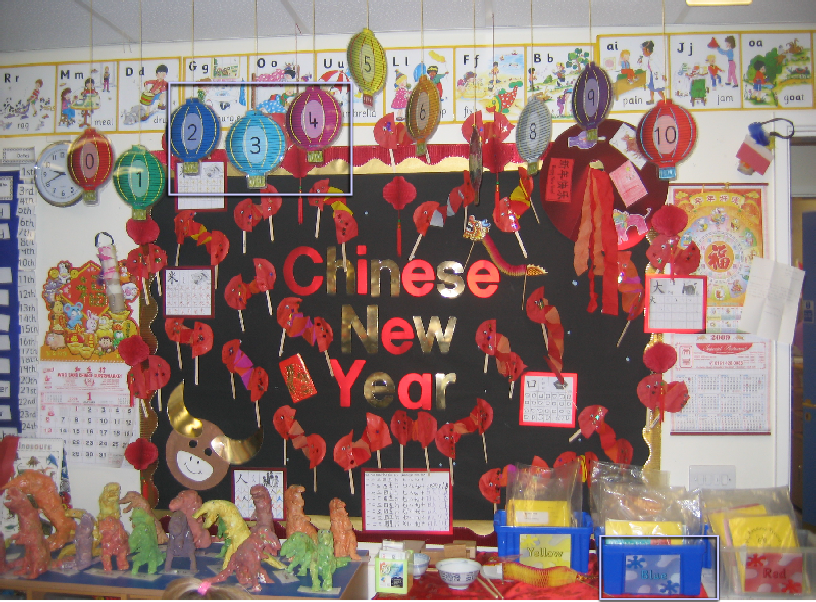 Chinese New Year Classroom Display Photo - SparkleBox
