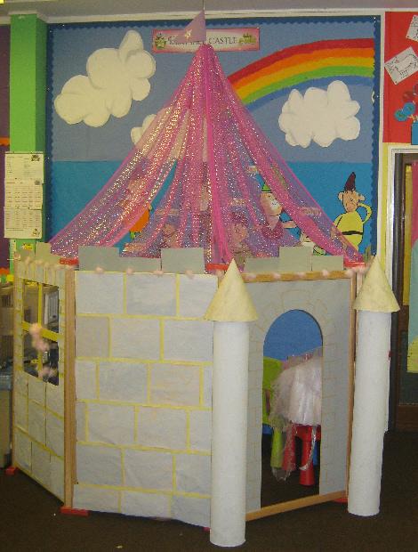Fairy Tale Door Decorating Ideas