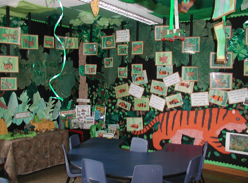 In The Jungle Classroom Display Photo Photo Gallery
