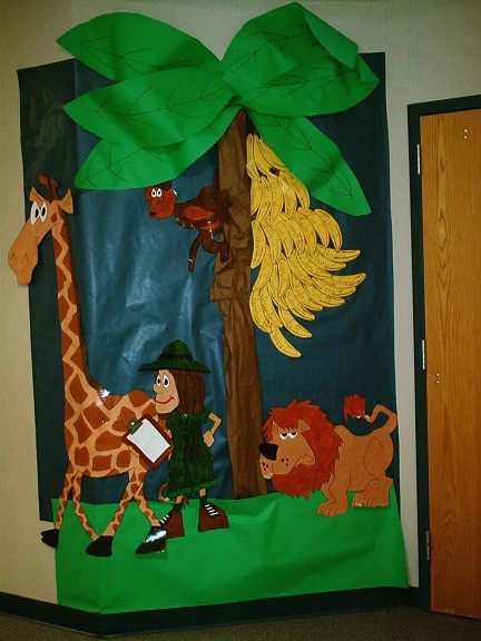 Jungle Theme Classroom Sayings http://www.sparklebox.co.uk/gallery/gal841-845/gal845.html