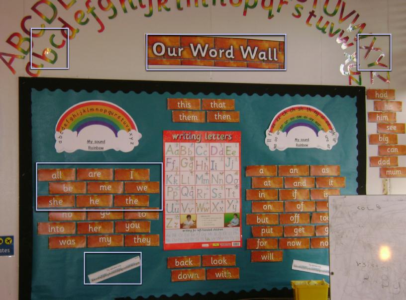 Classroom Word Wall Ideas : Word wall classroom display photo sparklebox