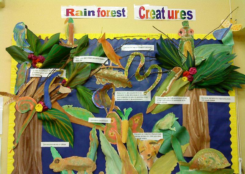 Plants Topic Craft Activities