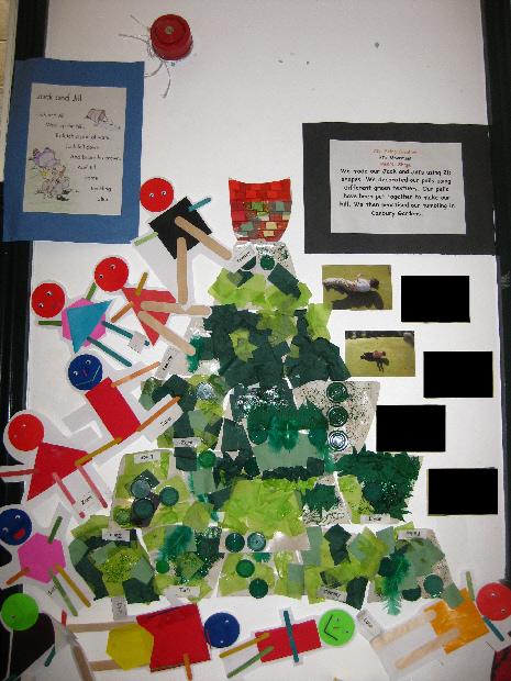 Jack and Jill classroom display photo - Photo gallery